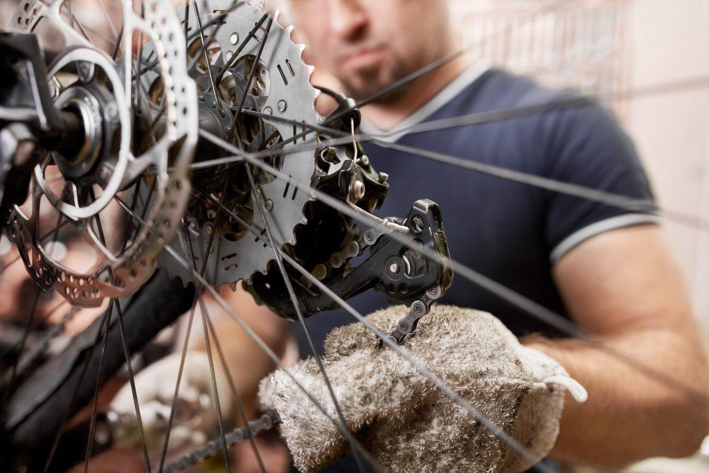 Como fazer manutenção na sua bike