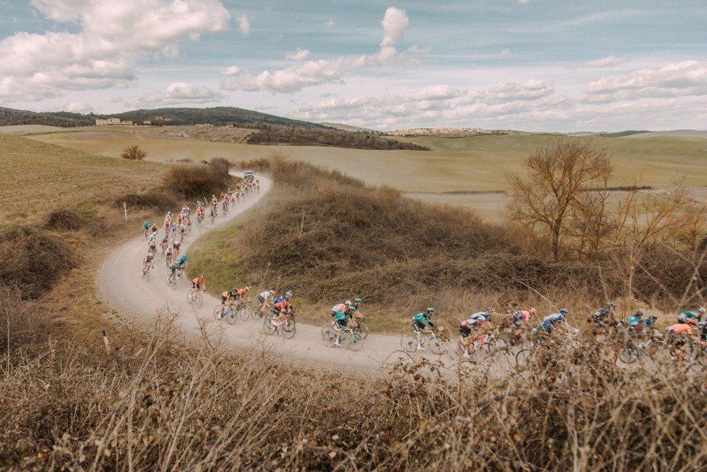 Strade Bianche, uma das mais novas provas clássicas do ciclismo