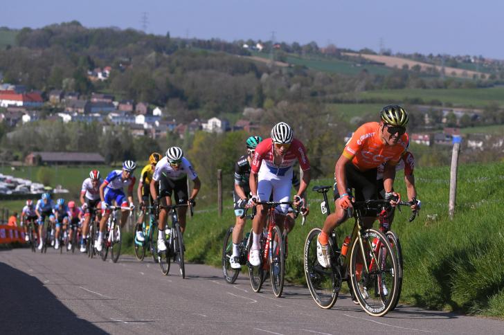 Amstel Gold Race, uma das provas clássicas do ciclismo