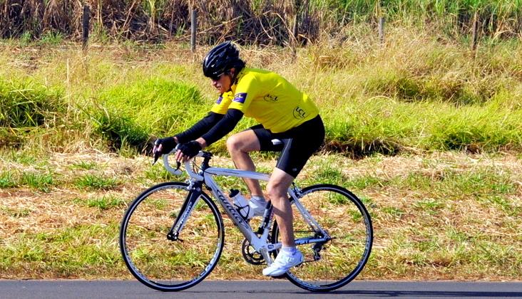Ciclismo para quem tem mais de 60 anos