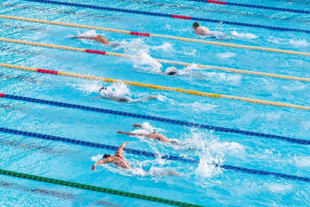 Nadar é um dos melhores exercícios que existem, e ótimo para cross-training