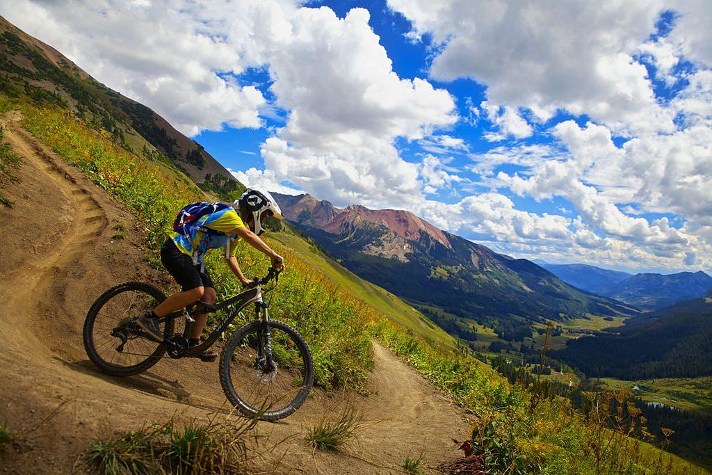 O Colorado é o destino dos sonhos dos mountain bikers