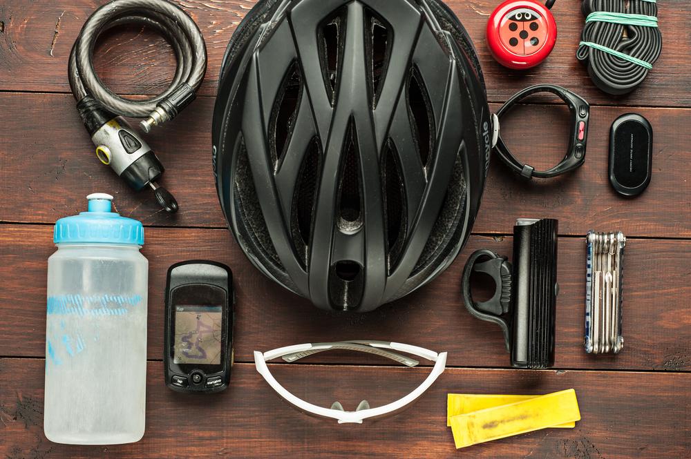 acessórios também estão cobertos no seguro de bicicleta da SURA